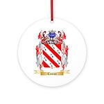 Castan Ornament (Round)