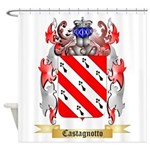 Castagnotto Shower Curtain