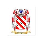 Castagnone Square Sticker 3