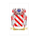 Castagnone Sticker (Rectangle 10 pk)