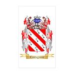 Castagnone Sticker (Rectangle 50 pk)