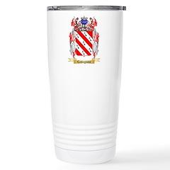 Castagnone Stainless Steel Travel Mug
