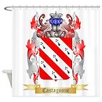 Castagnone Shower Curtain