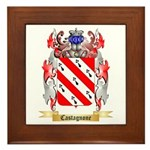 Castagnone Framed Tile