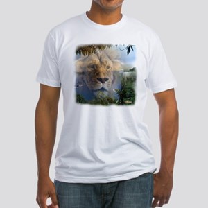 Lion and Lamb Fitted T-Shirt