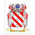 Castagno Small Poster