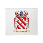 Castagno Throw Blanket