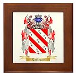 Castagno Framed Tile