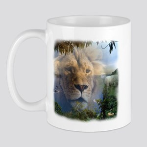 Lion and Lamb Mug
