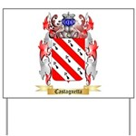 Castagnetta Yard Sign