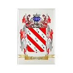 Castagne Rectangle Magnet (10 pack)