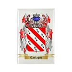 Castagne Rectangle Magnet (100 pack)