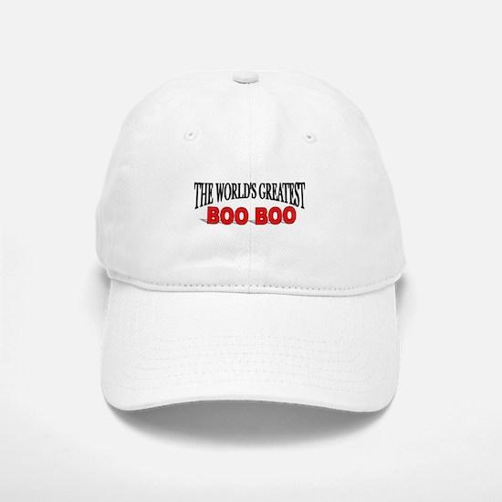 """""""The World's Greatest Boo Boo"""" Baseball Baseball Cap"""