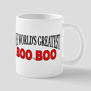 """""""The World's Greatest Boo Boo"""" Mug"""