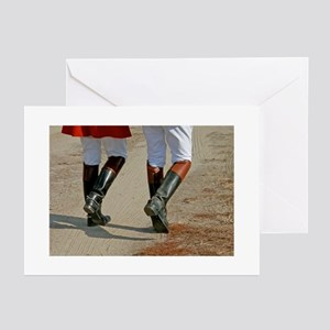 Riding Boots- Greeting Cards