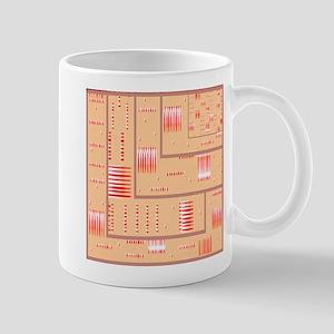Placemat Positioning Mug