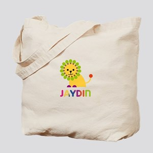 Jaydin Loves Lions Tote Bag