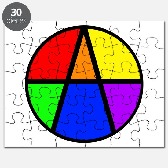 I Am An Ally Puzzle