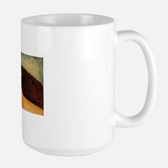 Modigliani Large Mug