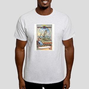 Chesapeake Bay Virginia Oyste T-Shirt