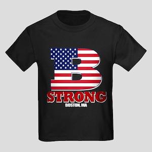 Boston Strong Kids Dark T-Shirt