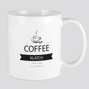 Green Design Coffee Klatch Lewiston Mugs
