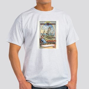 Chesapeake Bay Virginia Oyste T-Shirt