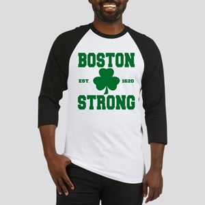Boston Strong Baseball Jersey