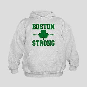 Boston Strong Kids Hoodie