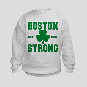 Boston Strong Kids Sweatshirt