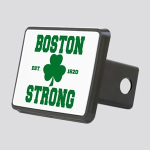 Boston Strong Rectangular Hitch Cover