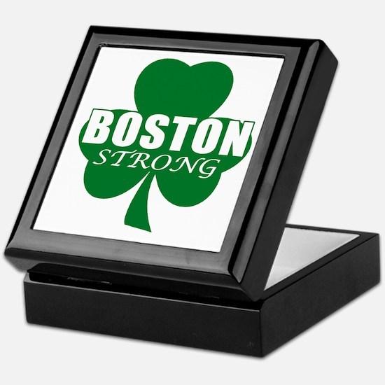 Boston Strong Keepsake Box