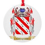 Castagnasso Round Ornament