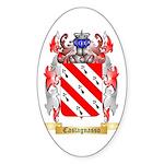 Castagnasso Sticker (Oval 50 pk)