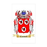 Casswell Sticker (Rectangle 10 pk)