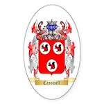Casswell Sticker (Oval 50 pk)
