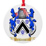 Casson Round Ornament