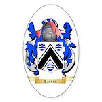 Casson Sticker (Oval)