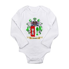 Cassel Long Sleeve Infant Bodysuit