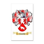 Cassedy Rectangle Car Magnet