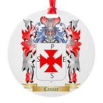Cassar Round Ornament