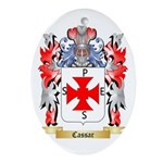 Cassar Ornament (Oval)