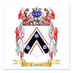 Cassan Square Car Magnet 3