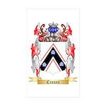 Cassan Sticker (Rectangle 50 pk)