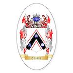 Cassan Sticker (Oval)