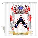 Cassan Shower Curtain