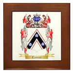 Cassan Framed Tile