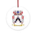 Cassan Ornament (Round)