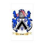 Cass Sticker (Rectangle 10 pk)