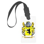 Caspers Large Luggage Tag
